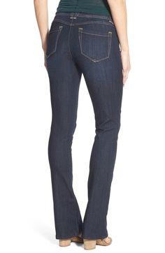 Wit & Wisdom Ab-solution' Itty Bitty Bootcut Jeans (Dark Indigo) Sale: $44.90 After Sale: $68.00 Item #1099484