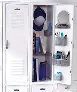 cool high school locker ideas - Google Search
