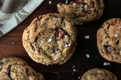 The Bojon Gourmet: Soft and Chewy Gluten-Free Chocolate Chip Cookies