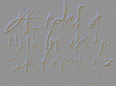 Julie Wildman calligraphy... stunning!!! (Google Search)