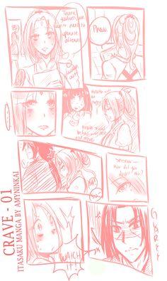 Crave (itasaku manga) pg 1 by AmyNinkai.deviantart.com on @deviantART