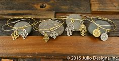Vertigo Set C #juliodesigns #handmadejewelry #vintage