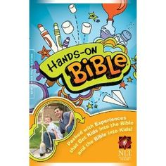 Step up Bible with activities for 1st grade and older. Practical hands-on activities to make the Bible come alive for children.