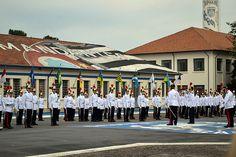 74 FOTOS no Flickr! Cadetes da PM recebem espadim e iniciam jornada rumo ao oficialato