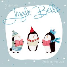 carol singing penguins