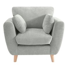 Buy Sloane Armchair in Various Colours from our Living Room Furniture Collections range today from George at ASDA. Living Room Colors, Home Living Room, Living Room Furniture, Silver Sofa, Green Sofa, Flat Ideas, Life Design, Green Stripes, Girl Room