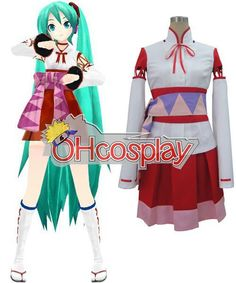 cb50be6a2d6 Vocaloid 2 Costumes Cosplay Online Shop Prices