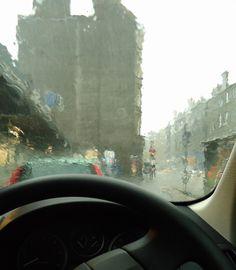 Morningside in the rain, Summer '11