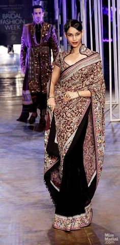 Tarun Tahiliani Bridal Couture 2013