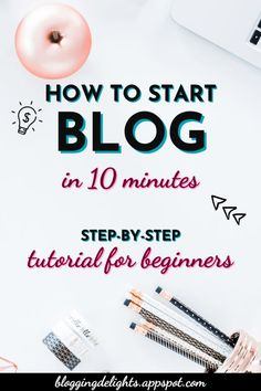 How To Start A Blog In 10 Minutes: A Step-By-Step Tutorial ... Step by step tutorial on how to start a profitable blog within minutes, follow these easy steps to start making money online today! … start your own blog , blogging tips, make money online #bloggingforbeginners #startyourownblog #bloggingtips #makemoneyonline #blogging #bloggingdelights Make Money Blogging, Make Money Online, How To Make Money, Start Online Business, Online Blog, How To Become Rich, Online Entrepreneur, Blogging For Beginners, How To Better Yourself