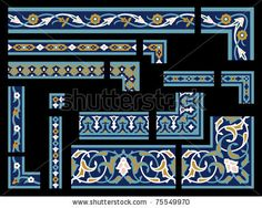 Samarkand Borders Set by Azat1976, via Shutterstock