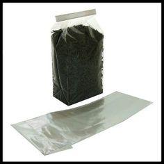 Torebka z celofanu OPP 100 g (100 sztuk)