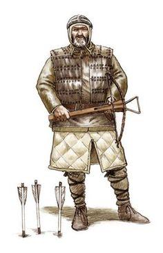 Luca Tarlazzi illustratore - Medioevo