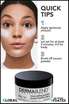 Translucent Powder, Finishing Powder, Beauty Uk, Tan Skin, Face Powder, Setting Powder, Face Makeup, At Least, How To Apply