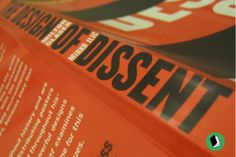 The Design of Dissent.