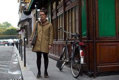 On the Street……Rue d'Alger, Paris « The Sartorialist | Shared from http://hikebike.net