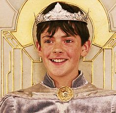 King Edmund the just--he sorta looks like my brother.........don't tell my brother I said that, though.