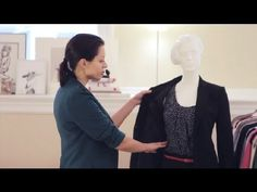 """Today's Blog Post: """"How to Wear a Blouse Under a Business Suit"""" This short yet intructive video will show you ladies how to properly choose and wear a blouse under a business suit. Learn how to add some flair and personality to your attire while still keeping it professional!  http://youtu.be/1pkAQF93-90"""