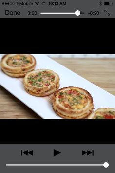 http://youtu.be/pVULRS1jxi0 Cheesy Discs - Easy To Make Baked Bread Appetizer By Ruchi Bharani Rajshri Food