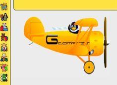 Οι Τ.Π.Ε.στο Νηπιαγωγείο: το λογισμικό Gcompris Disney Characters, Fictional Characters, Tips, Fantasy Characters, Counseling