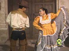 COAHUITL Ballet Folklórico. HUAPANGO SAN BUENAVENTURA Región Centro de Coahuila. México. - YouTube