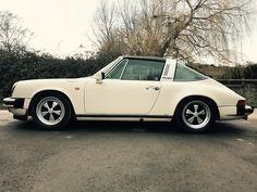 Porsche 911 targa 1985
