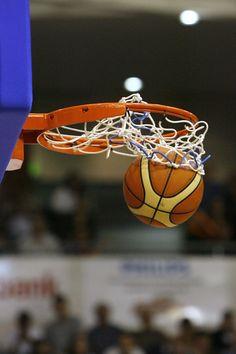 Indoor photography lighting- basketball
