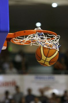 Indoor photography lighting- basketball