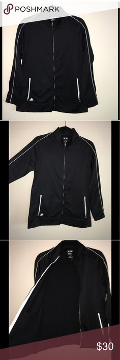 Adidas Jacket Adidas Climate  zip up. Size large. Perfect condition. Open to offers adidas Jackets & Coats