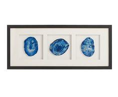 """Dekoracja """"Agate II"""", 4,2 x 75 x 30 cm"""