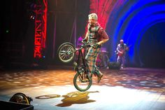 Scott's BMX Trick act can be take on many forms. He has a show or he can perform roving. His show can be aimed at all ages and has been seen around the world, as a part of Circus Oz, or as a stand alone solo. From major events, to universities, shopping centres, even birthday... (more)