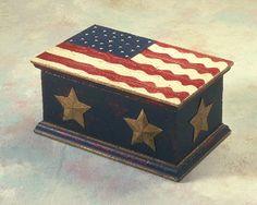 ltd willard moses - old glory box