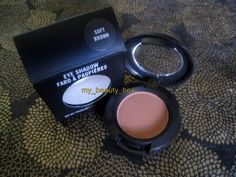 MAC eye shadow  Soft Brown -- This is an Amazon Affiliate link. Details can be found by clicking on the image.