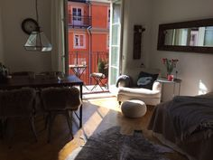 The most cosy 26 m2 apartment in Stockholm Söder