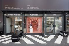 Papersmiths store by studio B, London – UK