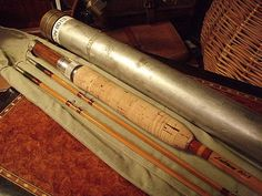 Dickerson - 8013 2012,5,9-Bamboo Fly Rod  あるところにはあるもので、West Slope Classic Fly Tackleには、オリジナルのDickersonが3本も出てます。 これはDickerson - 8013です。 http://www.westslopefly.co...