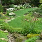 Brecksville Backyard - Transitional - Landscape - cleveland - by Lifestyle Landscaping, Inc.