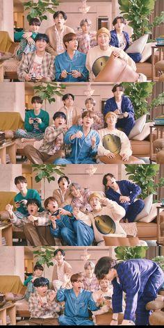 Bts Group Picture, Bts Group Photos, Foto Bts, Bts Jungkook, Die Beatles, J Hope Dance, Fangirl, Bts Beautiful, Bts Aesthetic Pictures