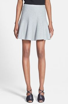 1.State 'Flounce' Knit Skirt available at #Nordstrom