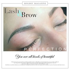 0f01876b895 Lash & Brow Perfection available at Wink Studio Inc. #winnipegmicroblading  #browink www.