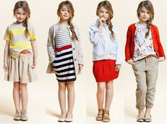 Back to School adorable clothing for girls
