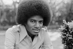 Michael was very handsome