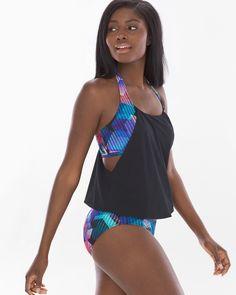 d56fd076d94e2 Soma Cosmos T Back Tankini Swim Top