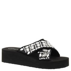 Grazie Pecan Women's Sandal 7 B(M) US Black >>> Read more reviews of the product by visiting the link on the image.