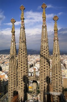 #Spain #Barcelona www.voyage-prive.it