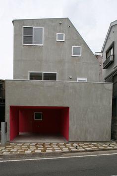 Red Car Port