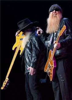 ZZ Top is performing with Kid Rock at the Amp 9/15!