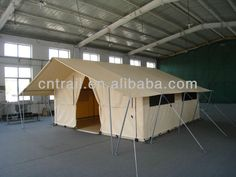Deluxe large space Safari Tent/ French tent