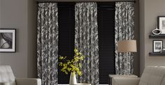 """3 Day Blinds Wood Blinds - A classic natural look in 2"""" or 2 1/2"""" sizes in a variety of future-inspired finishes."""