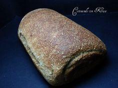 Cocinando con Kisa: Pan integral con salvado de avena (chef o matic y horno tradicional)